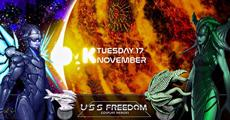 USS Freedom Kickstarter campaign is about to start!