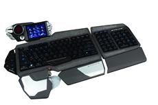 Verbessertes Gaming durch zusätzliches Touch-Display und modularen Aufbau