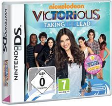 Victorious: Taking the Lead ab sofort für Nintendo Wii und Nintendo DS erhältlich
