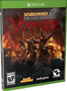 Warhammer Vermintide ab heute für Konsolen erhältlich!
