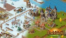 """Wechselnde Jahreszeiten stellen die Spieler von """"Townsmen"""" vor zusätzliche Herausforderungen"""