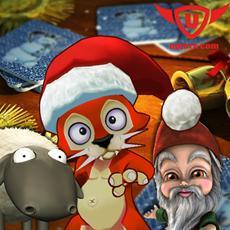Weihnachten bei den Beasties, Wurzlern und My Free Farm