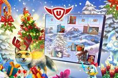 Weihnachten bei upjers: Ab heute gibt es die ersten Geschenke