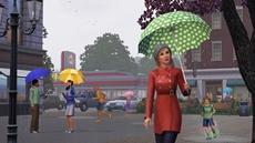 Wenn die Sims im Regen stehen