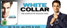 White Collar – Season 2: Mit Intelligenz und Charme den Tätern auf der Spur
