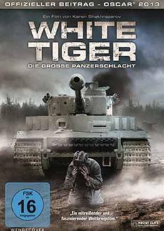 DVD-VÖ   WHITE TIGER auf DVD und Blu-ray Disc