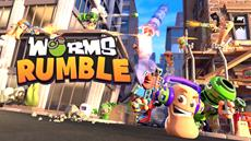 Worms Rumble docks with Nintendo Switch<sup>&trade;</sup> and Xbox consoles; new &amp; free space station arena now available for all platforms
