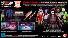 WWE 2K20 Originals: Southpaw Regional Wrestling jetzt erhältlich