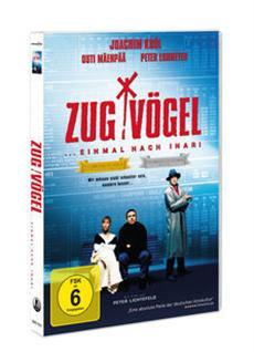 ZUGVÖGEL… EINMAL NACH INARI - ab 02. Mai 2014 wieder auf DVD!